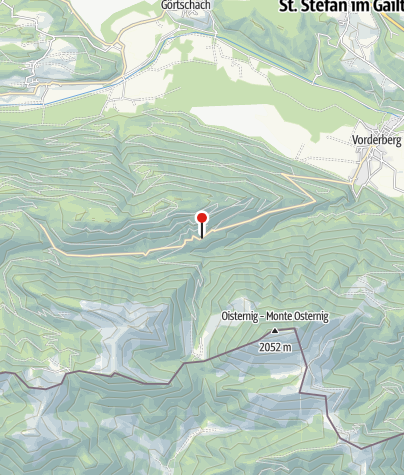 Karte / Koutschitzalm