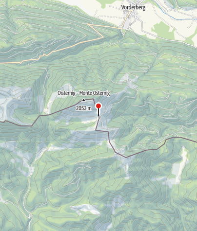Karte / Feistritzer Alm