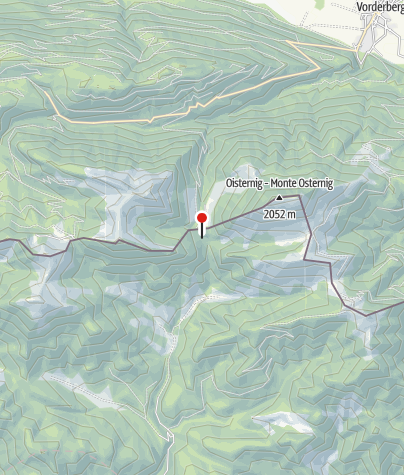 Karte / Rifugio Nordio