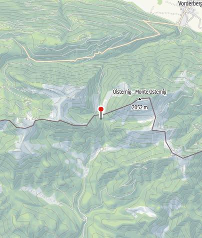 Map / Rifugio Nordio