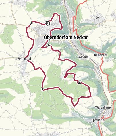 Karte / Höhingen Harzwald
