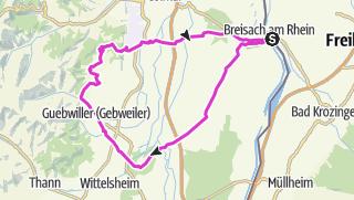 Karte / 100km_600HM
