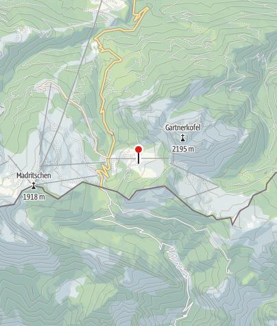 Karte / Watschiger Alm