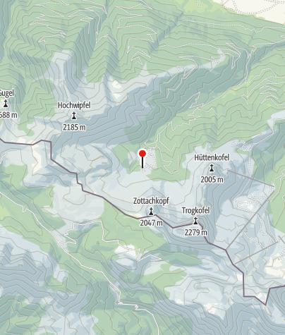 Karte / Rattendorfer Alm