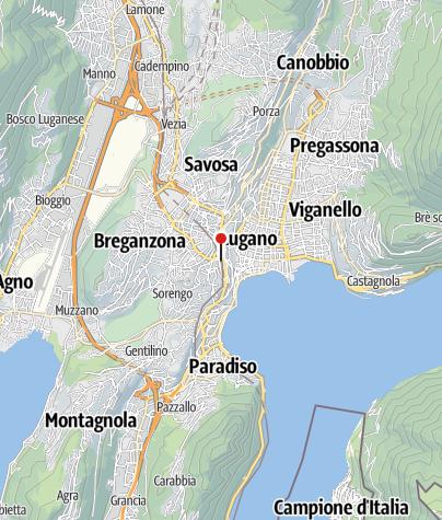 Lugano - Stazione FFS • Bike Rental » outdooractive.com