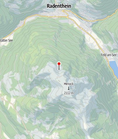 Karte / HochalmHütte