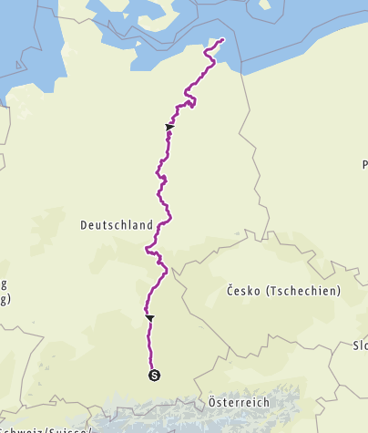 Karte / DG_Muc-Sassnitz1270