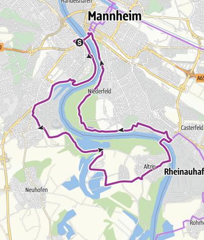 Karte / Zur Blauen Adria
