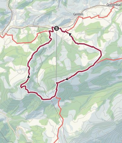 Cartina / Kronbergrunde