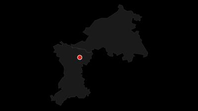Karte / 3-Flüsse-Route