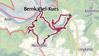 Mapa / Bernkastel Kombo