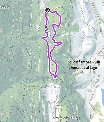 Map / Peace Path