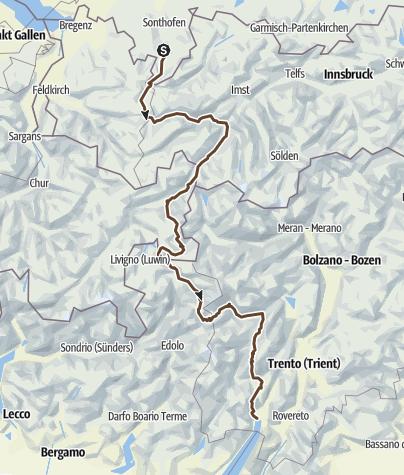 Map / 3 Draft Transalp