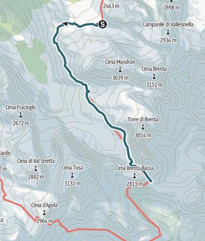 Mapa / Brenta2