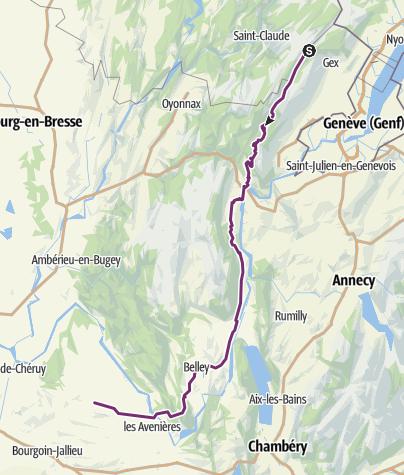 Map / 5MülhausenNizza