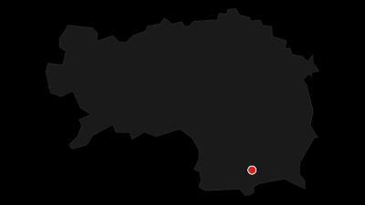 Mapa / Weinland Steiermark Radtour