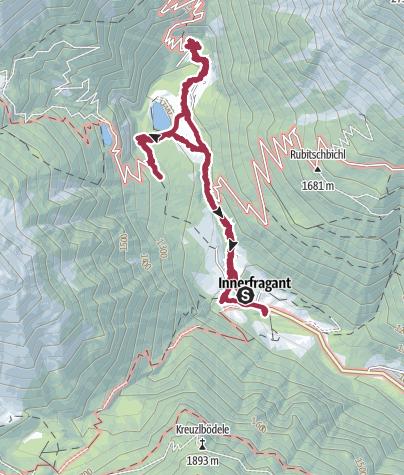 Karte / Molltaler cable station