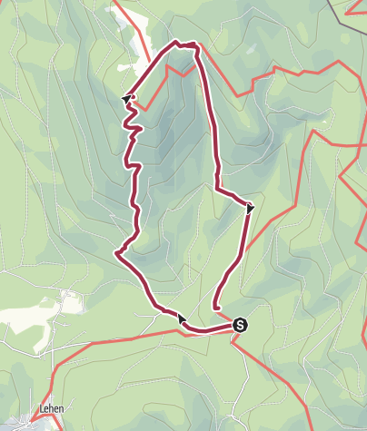 Karte / Falkenstein