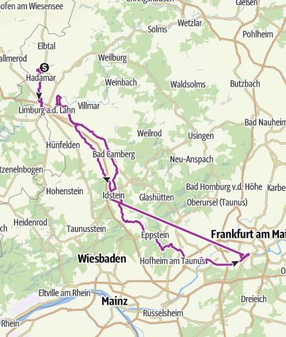 Karte / Ffm Hbf