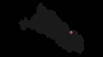 Karte / Von Waldhäuser zu den Steinfelsenhängen