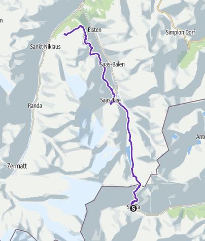 Map / UTMR Day 4