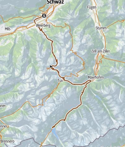 Map / TransAlp_2017_day1
