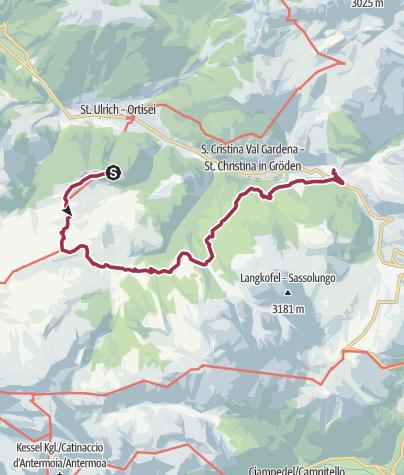 Map / B+H-2017-09-13-Dolomiten; Seiser Alm - Wolkenstein