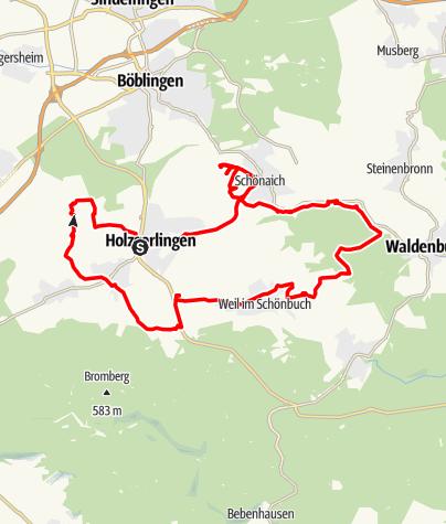 Karte / Die große TierTour