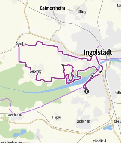 Carte / 26. September 2017 Ingoradler Volksfesttour