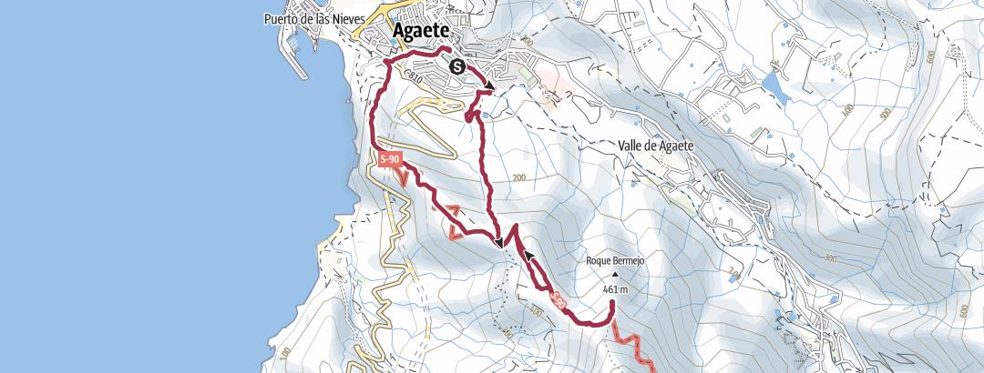 Karte / 2017-10-01 Roque Bermejo