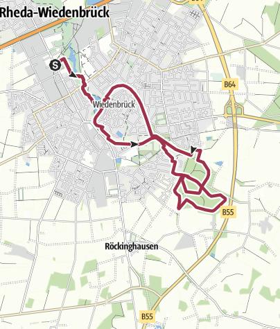 Map / B+H-2017-10-05: ins Stadtholz