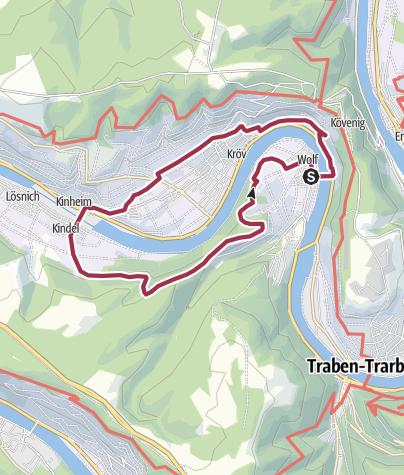 Map / Kogelherrenweg