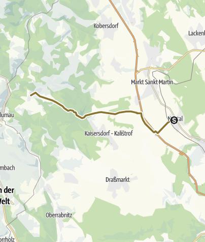 Karte / Neutal-Landsee