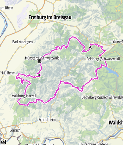 Karte / Schwarzwald Super! Silber / 2018
