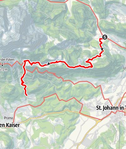 Map / Kaiserkrone - stage 5