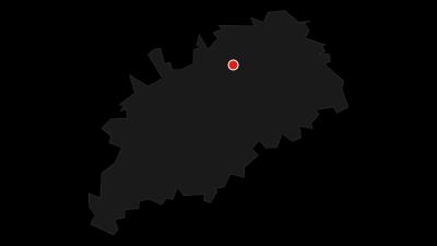 Karte / E-Bike-Region Stuttgart: Hauptroute im Landkreis Ludwigsburg