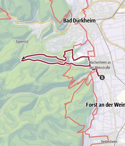 Map / 2017-11-18 Martinsganswanderung Wachenheim