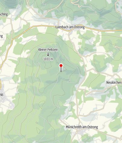 Karte / Jagdhütte 905m