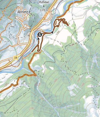 Map / Bike - Training route