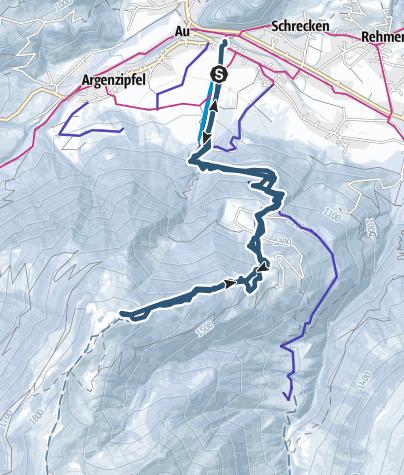 Karte / Brendler Lug