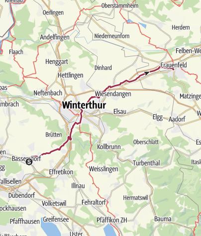 Mappa / Frauenfeld