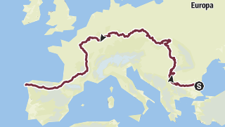 Karte / Adventureland Europe