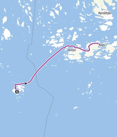 Kartta / 157.9_Kökar_Galby_Nagu