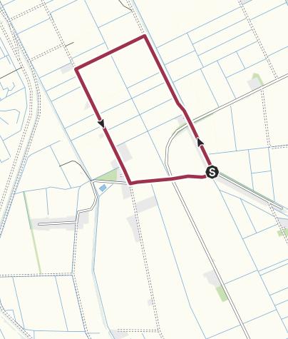 Karte / Grüner Weg