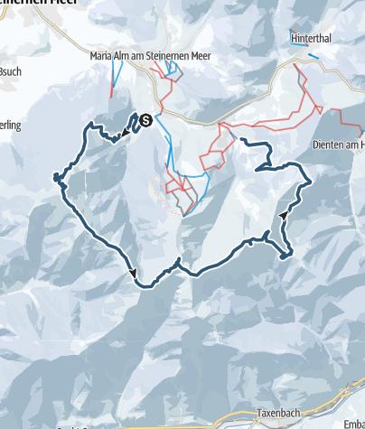 Karte / Zwillingsberge 3