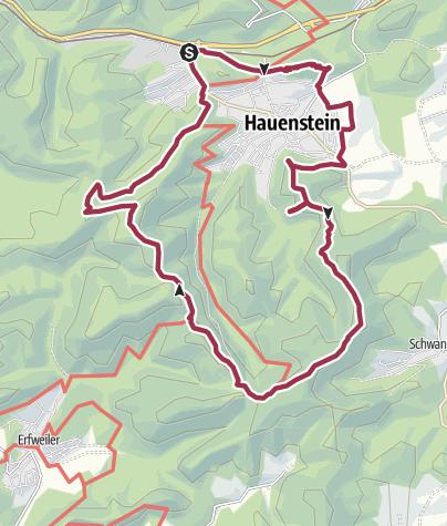 Map / 2018-04-07 Hauenstein