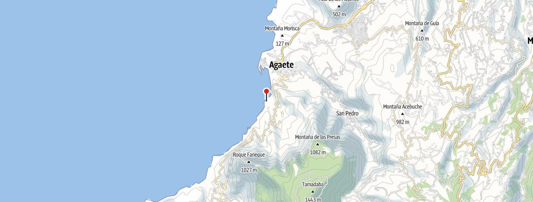 Map / Guayedrás Getaway