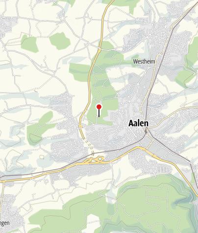 Karte / Jugendherberge Aalen
