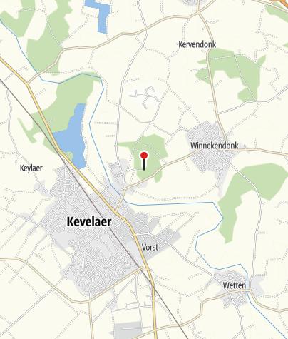 Karte / Jugendherberge Kevelaer