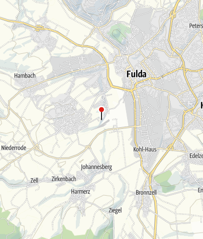 Karte / Jugendherberge Fulda